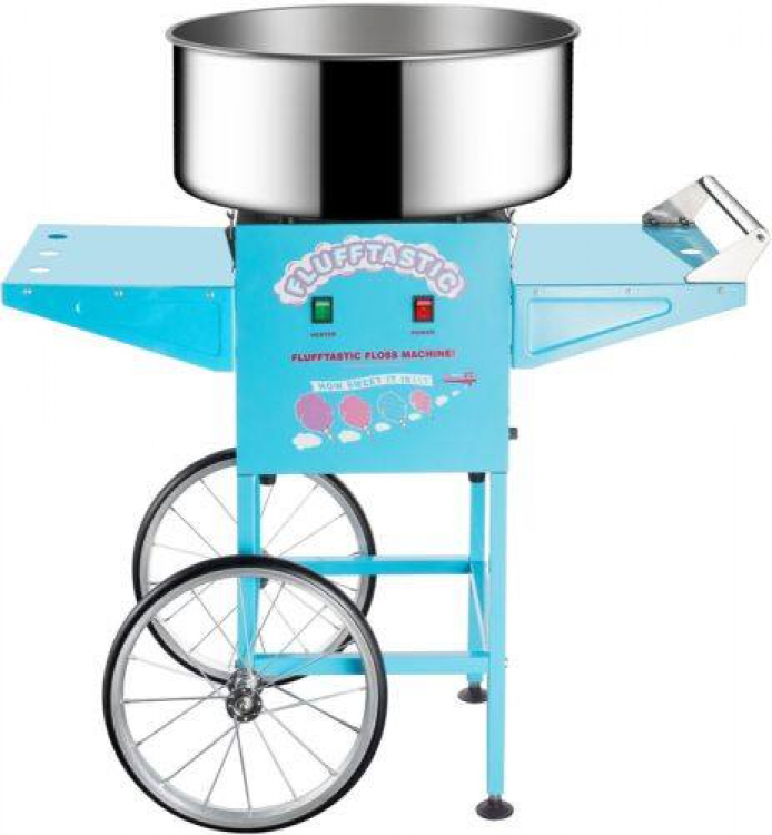 Old Fashioned Cotton Candy Cart
